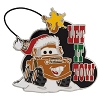 Disney Cars Pin - Santa Mater - Let It Snow