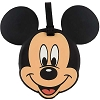 Disney Luggage Bag Tag - Mickey Face Large