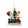 Disney Holiday Ornament - Mickey and Minnie Hollywood Studios Tree