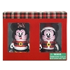 Disney vinylmation Set - Santa Mickey & Minnie Mouse Holiday - LE