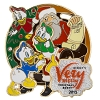 Disney Very Merry Christmas Party Pin - 2015 Nephews Passholder
