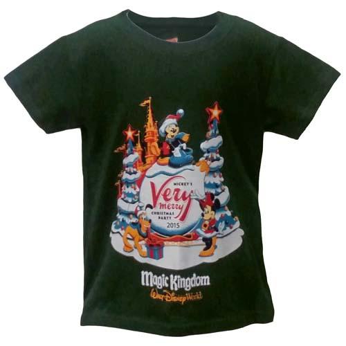 disney youth shirt 2015 mickeys very merry christmas party - Disney Christmas Party 2015