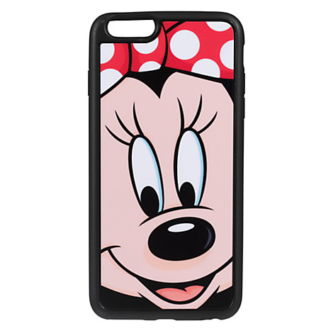 Disney iPhone 6 Plus Case - Minnie Mouse Face