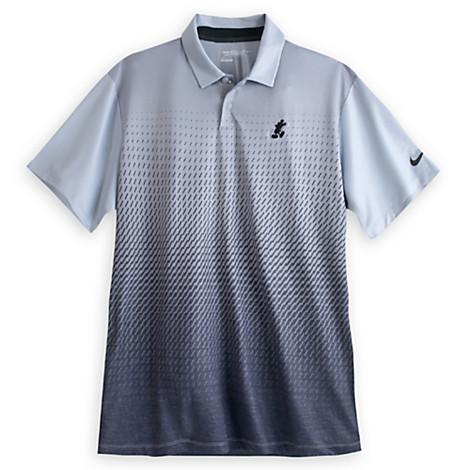 4fd6cdf7 Add to My Lists. Disney ADULT Shirt - Mickey Gray Fade Performance Polo by  NikeGolf