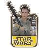 Disney Star Wars Pin - Force Awakens Countdown #5 Rey LE