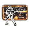 Disney Star Wars Pin - Force Awakens Countdown #8 Flame Trooper LE