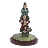Disney Figurine - Quicksand ''Stretch Painting'' - The Haunted Mansion