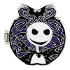 Disney Nightmare Before Christmas Pin - Jack Skellington Hinged