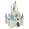 Disney Figurine Set - Monorail - Cinderella's Castle Playset