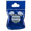 Disney Hidden Mickey Pin - 2014 Series - 2 Random - BLUE