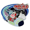 Disney Space Mountain Pin - Stitch Taking A Ride