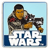 Disney Star Wars Pin - Finn