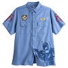 Disney Adult Shirt - Star Wars - Boba Fett Workshirt