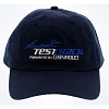 Disney Hat - EPCOT - Test Track Logo - Navy