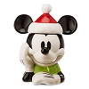 Disney Cookie Jar - Santa Mickey - Holiday
