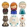 Disney Bath Toy Set -  Frozen