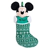 Disney Christmas Holiday Stocking - Plush Mickey