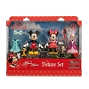 Disney Fashion Play Set - Minnie and Mickey Deluxe Playset