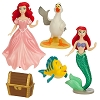 Disney Figurine Set - Ariel Fashion Playset