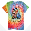 Disney Adult Shirt - 2016 Mickey Mouse and Friends - Tie-Dye