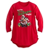 Disney LADIES Pajamas - Mickey & Minnie Shenanigans Night Shirt