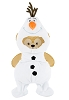 Disney Duffy Bear Clothes - Olaf Costume