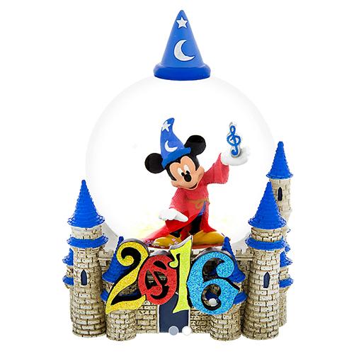 Your Wdw Store Disney Snow Globe 2016 Sorcerer Mickey