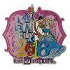 Disney Annual Pin - 2016 Music Magic Memories - Cinderella and Prince