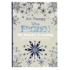 Disney Adult Coloring Book - Frozen Art Therapy Book