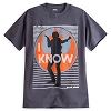 Disney Adult Shirt - Star Wars - Han Solo - I Know