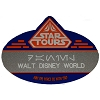 Disney Name Tag ID - Star Wars - Star Tours Galactic Empire