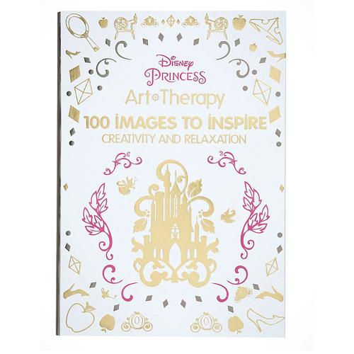 Disney Adult Coloring Book Princess Art Therapy