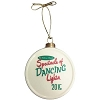 Disney Christmas Ornament - Spectacle of Lights Round