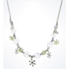 Disney Necklace - Mickey Snowflake