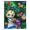 Disney Magnet - Alice & Garden  by Becket-Griffith