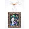 Disney Artist Print - Becket-Griffith - Mini-Frame - Alice & Garden
