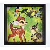 Disney Framed Print - Bambi Story Book