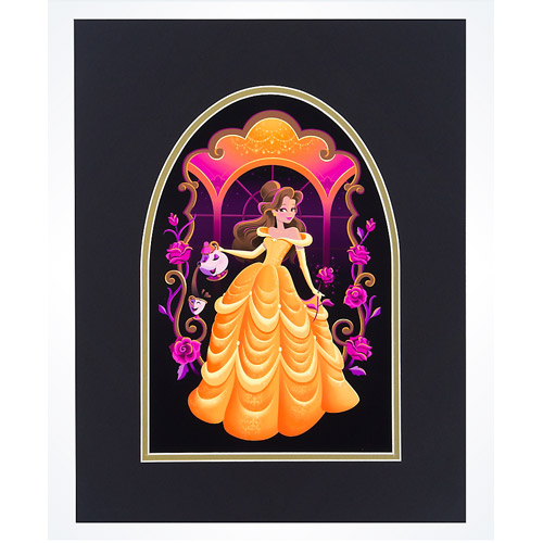 Prints By Deluxe: Belle Ballroom By Jeff Granito