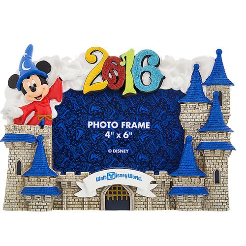 Disney Picture Frame 2016 Disney World Resin Photo Frame 4 X 6