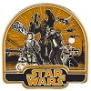 Disney Star Wars Pin - Force Awakens Resistance Jumbo
