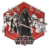Disney Star Wars Pin - Force Awakens First Order Jumbo