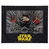 Disney Star Wars Pin Set - Force Awakens Resistance First Order Ships