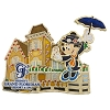 Disney Gingerbread House Pin - 2015 Grand Floridian Minnie Mouse