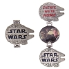 Disney Star Wars Pin - Force Awakens - Millennium Falcon