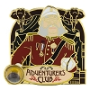 Disney Piece of WDW History Pin - #8 Adventurers Club