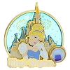 Disney Piece of WDW History Pin - Cinderella Castle