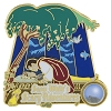 Disney Piece of WDW History Pin - #4 Snow White Scary Adventures