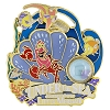 Disney Piece of WDW History Pin - #6 Under the Sea - Ariel
