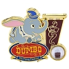 Disney Piece of WDW History Pin - #9 - Dumbo The Flying Elephant