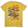 Disney Adult Shirt - The Three Caballeros Limited Release